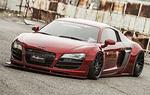 Audi R8 Body Kit by Liberty Walk