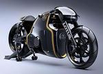 Lotus C 01 Kodewa Motorcycle