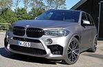 2015 BMW X5M Powerkit By Manhart (700 hp)
