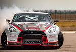 Nissan GT R Nismo Sets Fastest Drift World Record