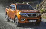 Nissan Navara NP300 Pickup Truck Revealed