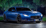 2013 Maserati Quattroporte Powerkit and Body Kit by Novitec