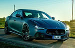 Maserati Ghibli Powerkit and Body Kit by Novitec