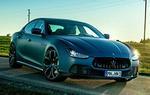 Maserati Ghibli Powerkit and Body Kit by Novitec