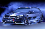 Piecha Mercedes C63 AMG Estate Powerkit And Body Kit