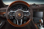 Porsche 911 Gets Exclusive Interior Wood Trim