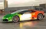 Lamborghini Huracan by PrintTech