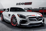 Mercedes AMG GT S Powerkit and Body Kit by RENNtech