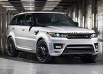 Range Rover Sport Stealth Accessories Pack