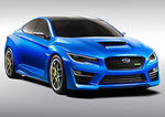 2015 Subaru WRX STI Announced For 2014 NAIAS