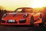 Porsche 911 Turbo S Cabrio (991) Powerkit by Wimmer