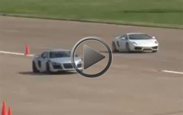 Hp Audi R Hp Lamborghini Gallardo