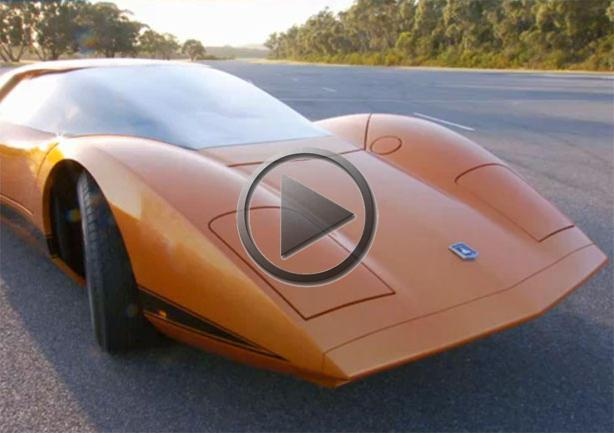 1969 Holden Hurricane Returns In 2011