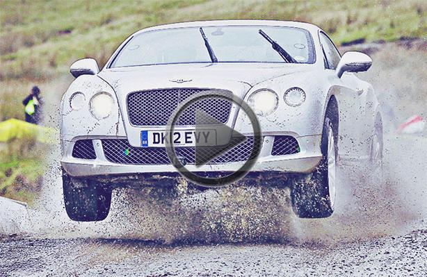 2013 Bentley Continental GT Speed Review By Top Gear