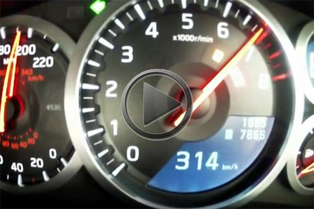 2013 Nissan Gt R Track Pack Top Speed Run