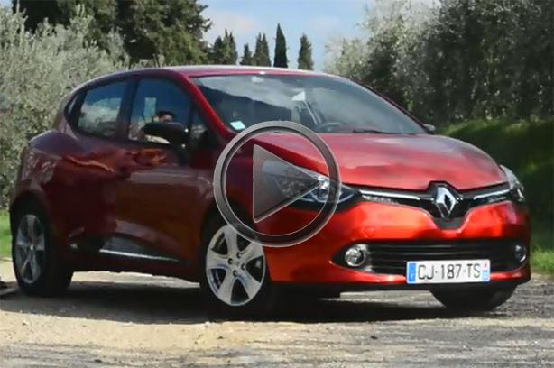 2013 Renault Clio Review