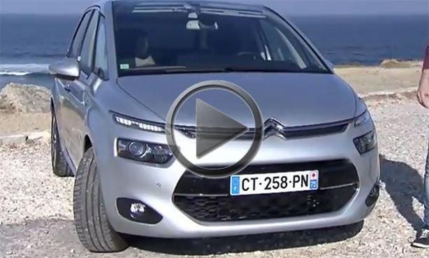2014 citroen c4 picasso review. Black Bedroom Furniture Sets. Home Design Ideas