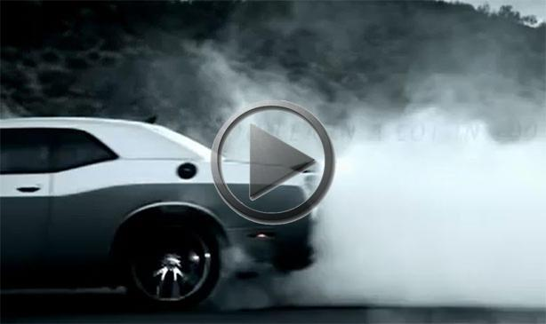 100 Year Plus Elders Advertise The 2015 Dodge Challenger
