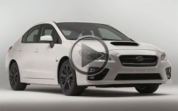 2015 Subaru WRX Specs