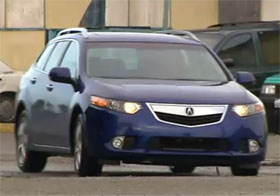 Acura  Review on Acura Tsx Wagon Review