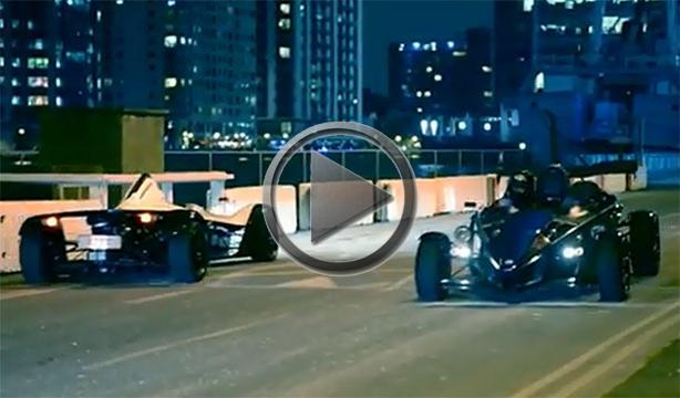 Range Rover Vs Land Rover >> Ariel Atom, KTM X BOW, Caterham R300 And BAC Mono In London