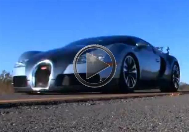 Bugatti Veyron Hits 360 Kmh On Public Roads