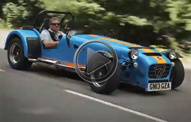 Caterham 620r Review