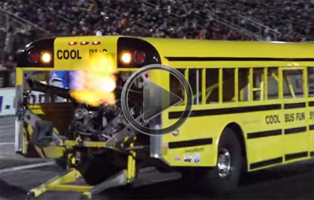 This Cool Bus Will Make You Want To Go Back To School