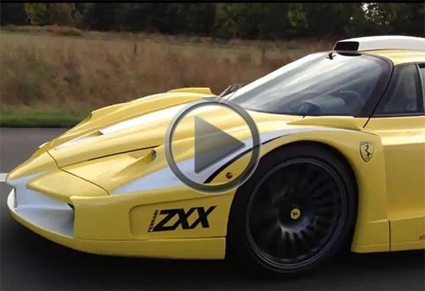 Edo Ferrari Enzo Zxx