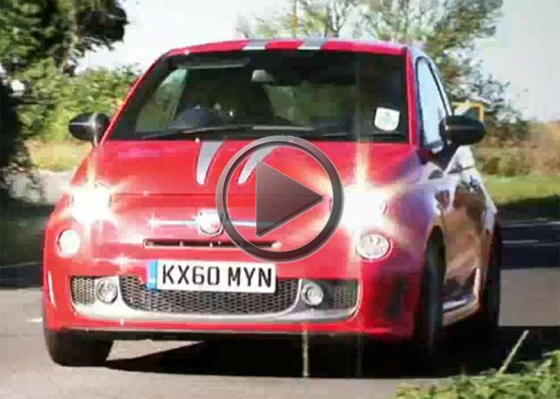 Fiat 500 Abarth 695 Tributo Ferrari Review