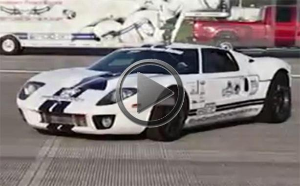 Ford Gt Sets 455 Kmh Top Speed Guinness World Record