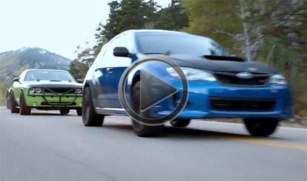 Furious 7 Trailer Released