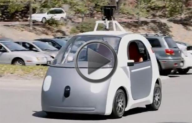 google self driving car no steering wheel and no pedals. Black Bedroom Furniture Sets. Home Design Ideas