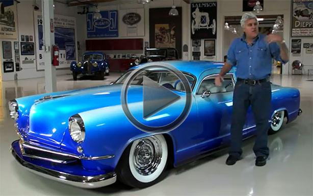 Land Rover Manhattan >> Jay Leno Presents 1951 Kaiser Dragon Restoration Project