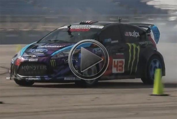 Ken Block Guide To Gymkhana Drifting