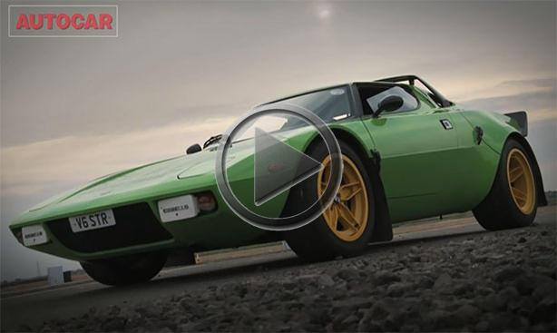 Lancia Stratos STR By Lister Bell Reviewed