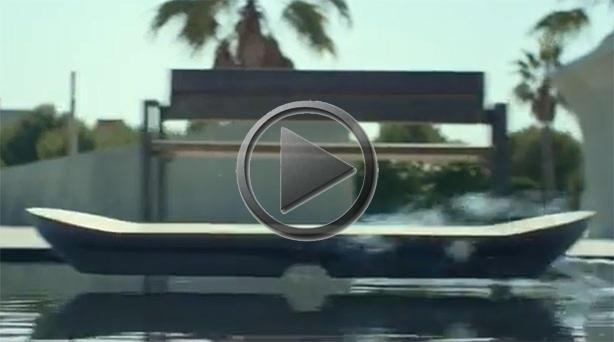 Lexus Hoverboard Gets First Hoverpark