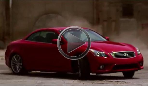 Sebastian Vettel And Melanie Fiona In Music Video