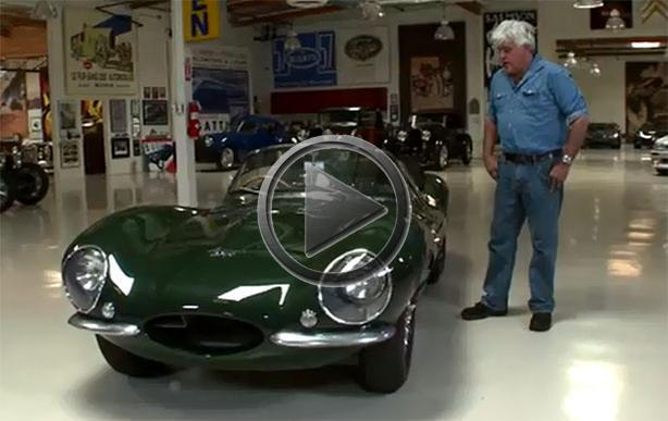 Steve Mcqueen Jaguar Xkss Review By Jay Leno