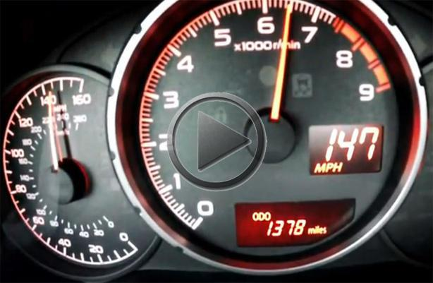2015 subaru wrx top speed