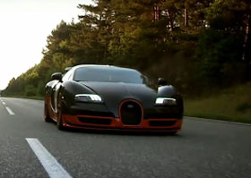 top gear bugatti veyron super sport top speed test. Black Bedroom Furniture Sets. Home Design Ideas