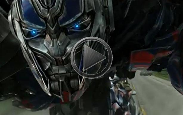 Transformers 4 Age Of Extinction Trailer