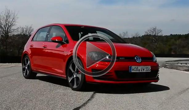 Volkswagen Golf VII GTI Review