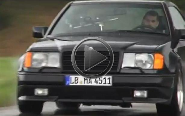 W124 Mercedes E Class Amg Hammer Review