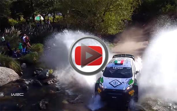 WRC Or Driving Freedom
