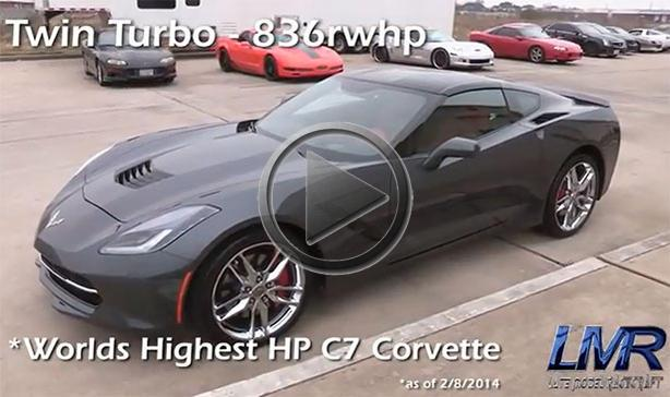 world fastest chevrolet corvette stingray. Black Bedroom Furniture Sets. Home Design Ideas